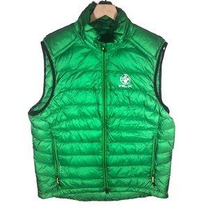 Polo Ralph Lauren RLX Mens Vest Puffer Jacket XL L